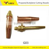 Propane/Acetylene Gas Cutting Nozzle G03