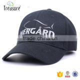 Custom hat supplier 100% cotton hats custom baseball cap hand embroidery design wholesale