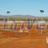 Jiaxing 40w-120w fuel cells power systems Solar Led Street Light PV modules for desert mine forest film