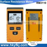 high quality wholesale price digital surface resistance meter earth resistance tester