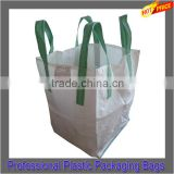 low cost price strong capacity non porous pp woven FIBC construction sand bag