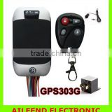 GPS303G Remote Control fuel sensor relay data logger Real time tracking device Vehicle Car GSM GPS Tracker