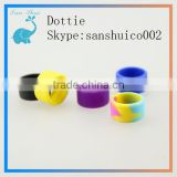 Vape ring for sale high quality vape band for eliquid ejuice e cigs glass dropper bottles