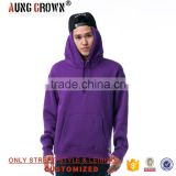 Men's Pullover Blank Hoodies With Custom Logo Made In China                                                                         Quality Choice