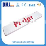 Top quality vacuum plastic thermoforming cover molding                                                                         Quality Choice