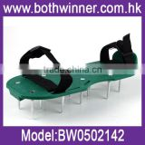 Lawn aerating shoes/Lawn aerator sandals/Garden aerator sandals