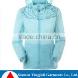 lightweight Waterproof Breathable Anti-UV Climbing Mauntaining Quick Dry Skin Jacket Outdoor Jacket