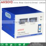 Universal Single Phase Home High Precision Automatic AC Voltage Stabilizer 220V Specification Made in Zhejiang China