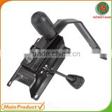 bw hot sell office chair mechanism / powder coating for office chair seat plate/ chair components for chair