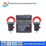 HZRC3200 double clamp earth resistance tester, soil resistivity tester, digital earth voltage tester