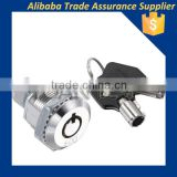 High security tubular key lock for Automobile and Locomotive