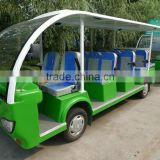 Flexible, multifunctional electric sightseeing car!! intelligent control, PTC ceramic heater, with big calorific value