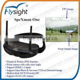 C522 Flysight 5.8GHz All-in-one Wireless Video Goggles SPX01 SpeXman One Compatible with Fatshark Dominator V2 FPV Goggles