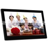 Fresh new 15 inch wall mount digital photo frame