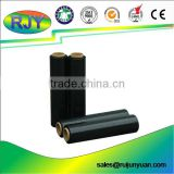 black shrink wrap