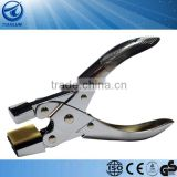 Card Badge Metal Hand Held Slot Hole Punch Id Card Pliers