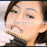 Hot Sell Brand Name professional teeth whitening shade guide
