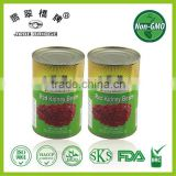 Canned long red wholesale kidney beans