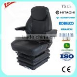 Kobelco wheeled excavator spare parts seats used excavator seat with factory price