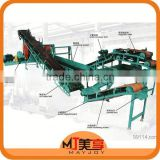 2015 New arrival scrap tire processing production line /truck tire repair vulcanizing machine(Wechat:008613816026154)