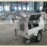 8kva to 15kva Light Tower Mobile Generator