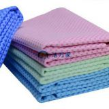 E-co friendly environmental PVA chamois towel