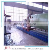 FRP tank winding machine high productivityFRP tank for water treatment FRP tank production line