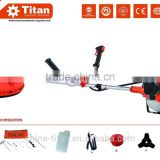 26CC brush cutter, gasoline brush cutter, gasoline grass trimmer, 2 storke, with CE,GS,EU2 CERTIFICATIONS
