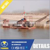 River sand Dredger For Sale and Bucket Chain Dredger