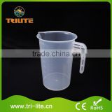 Wholesale Customized Good Quality plastic measuring cup 250ml