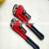 Carbon steel 72 inch electrical havery duty power Pipe Wrench sizes