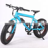20 inch popular no foldable electric bike fat tire e-bike aluminum alloy frame electric fat bike