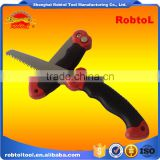 "10.5"" folding saw hand landscaping pruning trimming garden camping wood tool"