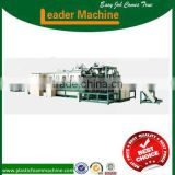 2016 best price fully automatic ps foam food box making machine