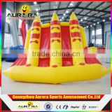 TOP high quality inflatable flying fish tube towable for sale