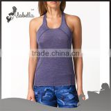 Gym Tank Top / gym singlet tank top / Fitness Women Tank Top with custom logo on Singlet