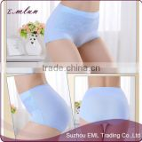 High cut plus size seamless push up leggings sexy wholesale cotton lady panty woman underwear