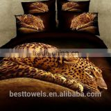 Hot selling velour made in china 3d bedding set