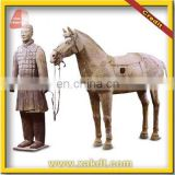 Chinese Antique Statue for Sale Clay Statue BMY-1237