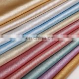 cheap glitter metal fabric metal satin fabric best selling in dubai india