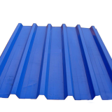 Prepainted Galvanised Corrugated Steel Plate/PPGI/Corrugated Roofing Sheets Coil China factory with low price
