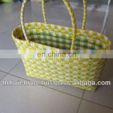 Yellow PP Shopping bag