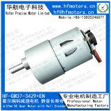 37mm Geared Motor with Encoder 3V 6V 12V Robot DC Gear Motor 0.1 - 100.0W Output High Performance GM37-3429SA+EN