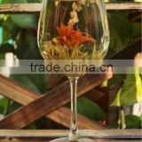 Blooming Tea,Art Flower Tea,Slimming Tea,100% Handmade