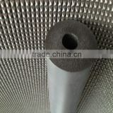 Good quality heat insulation air condition tube/air condition pipe insulation glass wool pipe