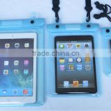 Hot Selling Fashion Waterproof Dry Bag Cooskin plastic dry Case for ipad air/galaxy tab