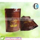 food packaging bag green tea packaging commercial food packaging stand up bag factory supplier cmyk printing foil pouch