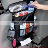 Non Woven Car Seat Back Storage Bag Trade Assurance Supplier