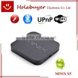 Minix Neo X5 1080P Full HD 1G RAM 8G ROM iptv set top box remote control                                                                                                         Supplier's Choice