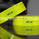 ACP100-3M quality diamond grade US DOT-C2 prismatic reflective tape with high quality